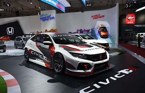 Civic TCR 2018 GIIAS