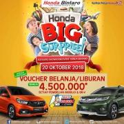 Honda Big Surprise