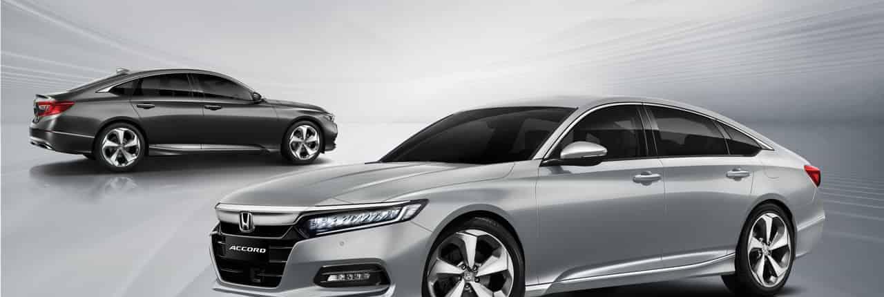 New Honda Accord >> Desain Mewah Dan Teknologi Canggih All New Honda Accord